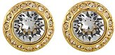 Swarovski Angelic Gold-Plated Pierced Earrings 1081941
