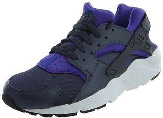 Nike Huarache Run Thunder Blue White Sneaker