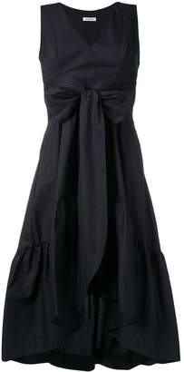 P.A.R.O.S.H. ruched flared dress