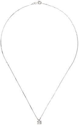 Roberto Demeglio 18kt White Gold Diamond Pendant Necklace