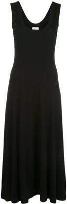 Rosetta Getty Jersey Flared Dress