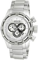 Invicta Watch, Men's Swiss Chronograph Reserve Bolt Stainless Steel Bracelet 50mm 1446