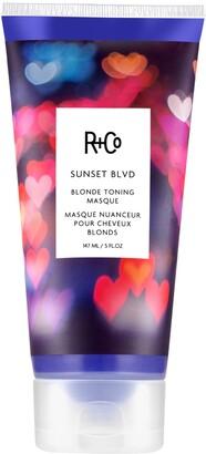 R+CO Sunset Blvd Blonde Toning Masque