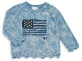 Ralph Lauren Baby's Summer Flag Sweater
