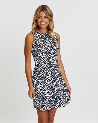 Gap Print Dress