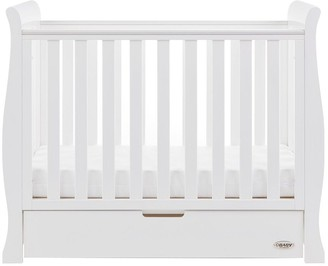 O Baby Stamford Space Saver Sleigh Cot