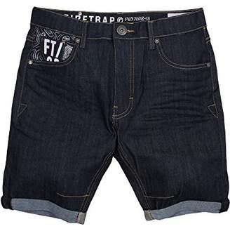 Firetrap Men's Effra Shorts,(Size: Small)