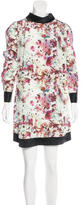 Richard Chai Floral Shift Dress