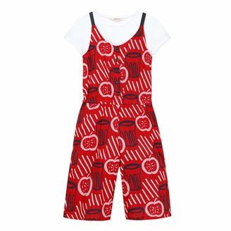 Catimini Girl's Cq32015 Combi Longue+ts Clothing Set