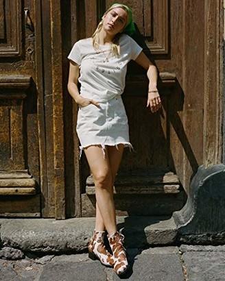RVCA Junior's Siena HIGH Rise Mini Skirt