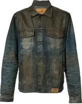 PRPS chest pockets denim jacket