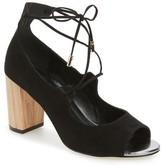 Athena Alexander Women's Vikki Block Heel Sandal