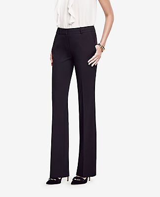 Ann Taylor The Tall Trouser Pant In Seasonless Stretch - Classic Fit