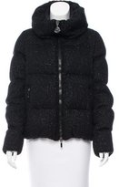 Moncler Ratel Down Coat