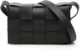 Bottega Veneta Maxi Intreccio Cassette Crossbody Bag