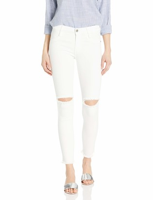 James Jeans Women's Twiggy Ankle Length Skinny Hem