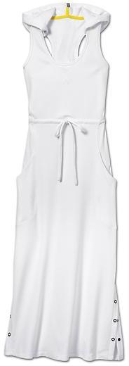 Athleta Sugar Shack Hoodie Dress