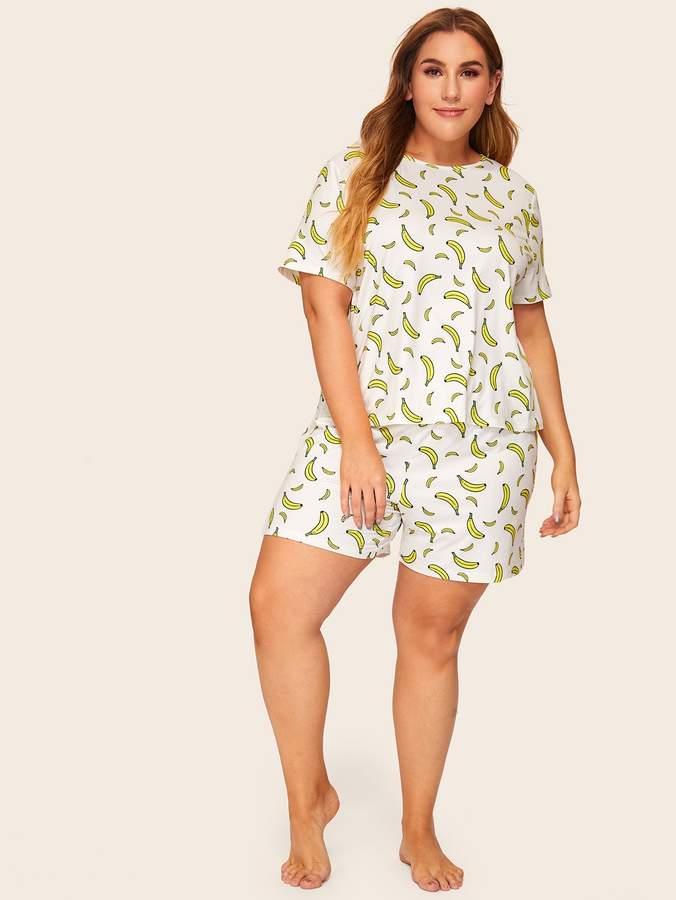 eed1793fa6 Tshirt Pajama - ShopStyle