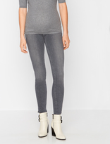 A Pea in the Pod Paige Denim Secret Fit Belly Vertugo Skinny Maternity Crop Jeans