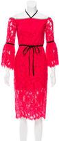 Alexis Odette Off-The-Shoulder Dress w/ Tags