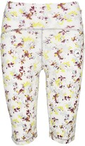 Thumbnail for your product : adidas by Stella McCartney Floral Printed Bike Shorts