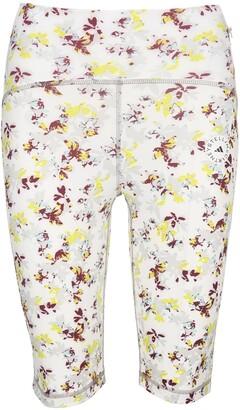adidas by Stella McCartney Floral Printed Bike Shorts