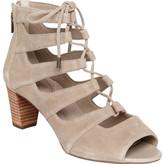 Rockport Women's Audrina Ghillie Peep Toe Shoe