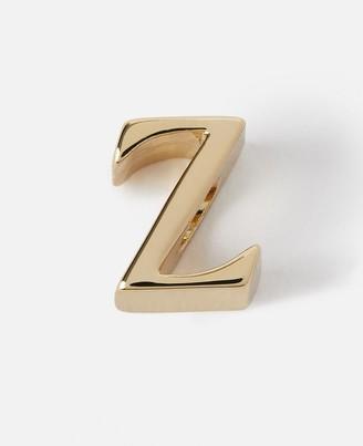 Stella McCartney 'Z' Alphabet Shoe Charm new, Women's