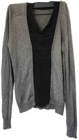 Bel Air Grey Silk Knitwear for Women