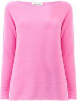 Lamberto Losani cashmere jumper - women - Cashmere - XS