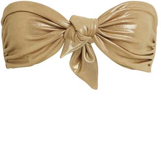 Sara Cristina Marina Bandeau Bikini Top