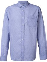 Saturdays Surf NYC classic button down shirt