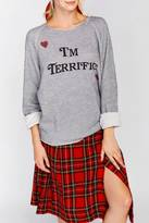 Wildfox Couture Iâm Terrific Sweatshirt