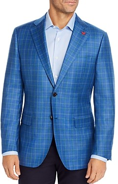 Cardinal of Canada Tonal Plaid Regular Fit Sport Coat - 100% Exclusive