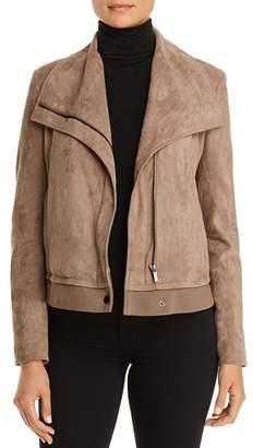 Bagatelle Faux-Suede Jacket