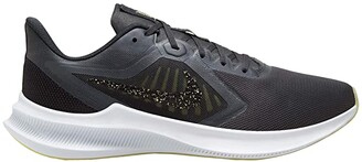 Nike Downshifter 10 SE (Dark Smoke Grey/Black/Limelight) Men's Shoes