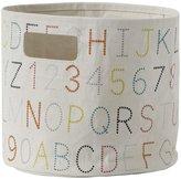 Pehr Designs Alphabet Pint Bin
