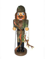 Asstd National Brand 14 Bow Hunter Nutcracker