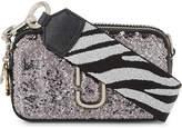 Marc Jacobs Sequin leather shoulder bag