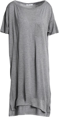 Alexander Wang Melange Jersey Dress