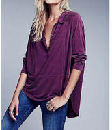 Free People Women's Rose Shirt