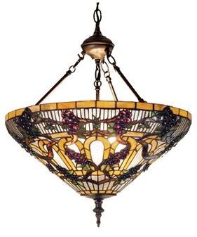 """Astoria Grand Diane 3 - Light Unique / Statement Bowl Pendant Size: 65"""" H x 24"""" W x 24"""" D"""