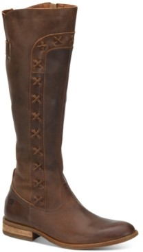 Børn Albi Tall Boots Women's Shoes