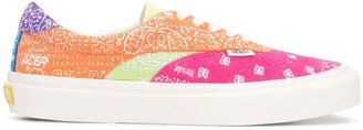 Vans Patterned Low-Top Trainers