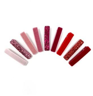 Glitter and Velvet Bar Clips Bundle