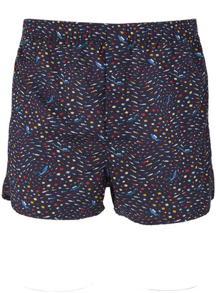 Derek Rose Men's Ledbury 29 Modern-Fit Boxer Shorts