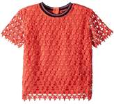 Tommy Hilfiger Lace Polo Girl's Clothing