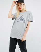 Le Coq Sportif T-shirt With Large Logo