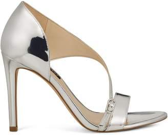Nine West Imprint Cutout Dress Sandals