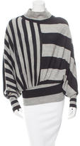 Yigal Azrouel Oversize Sttriped Top
